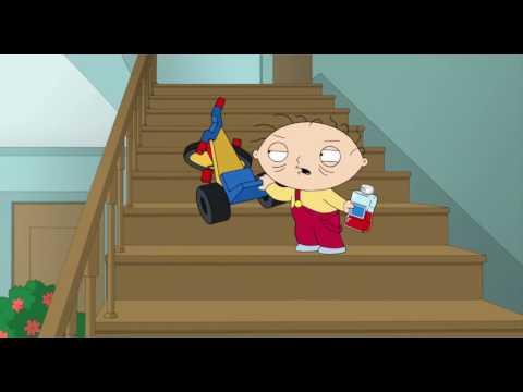 Stewie is Trippin off Lean