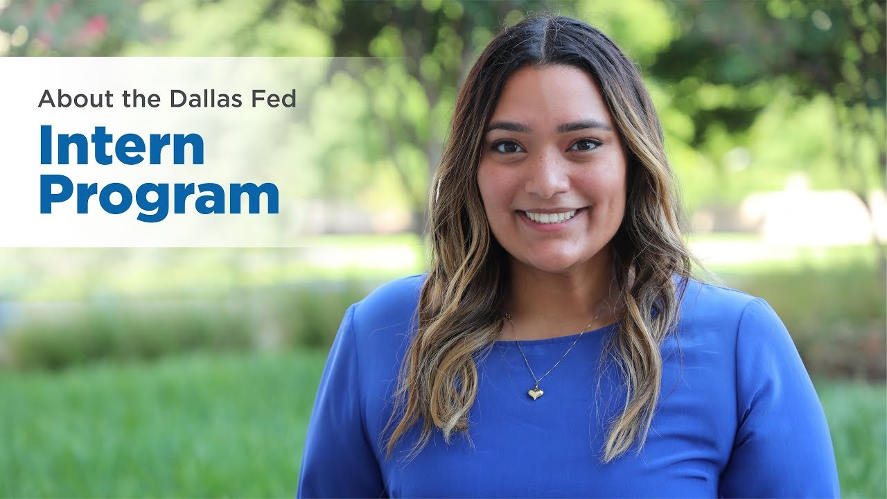 Internship Program - Dallasfed org