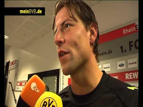 1. FC Köln - BVB: Freies Interview mit Roman Weidenfeller