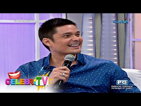 CelebriTV: The new daddy, Dingdong Dantes