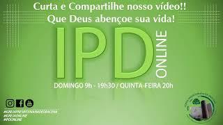 Culto Vespertino - 21/06/2020 - Romanos 14 v1 -12 - Rev Anatote Lopes da Silva