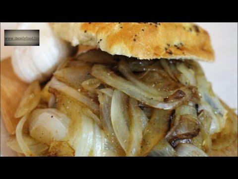 How To Make A Portobella Mushroom Sandwich   It's Only Food W/Chef John Politte