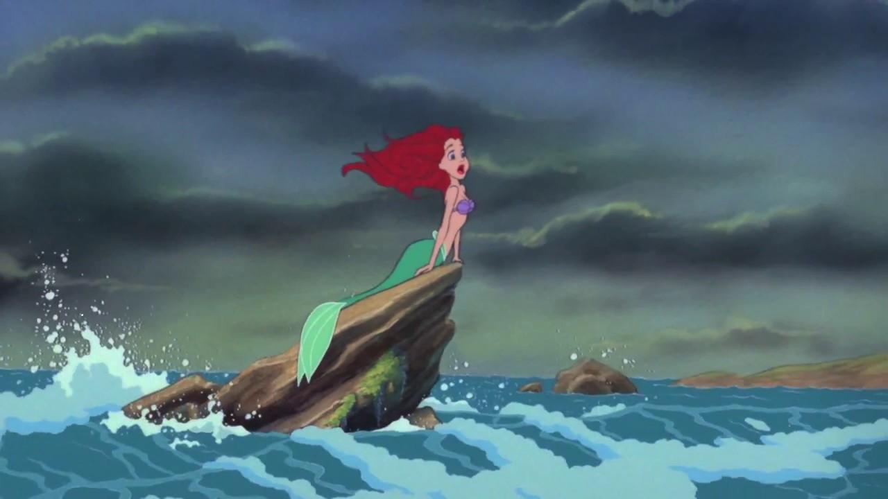 Little Mermaid Kids Watch