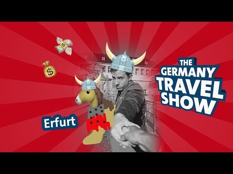 The Germany Travel Show - Episode 11/16 - Erfurt