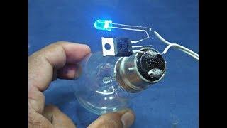 Amazing Idea's with BT136 & RGB LED New Idea Electricity Energy