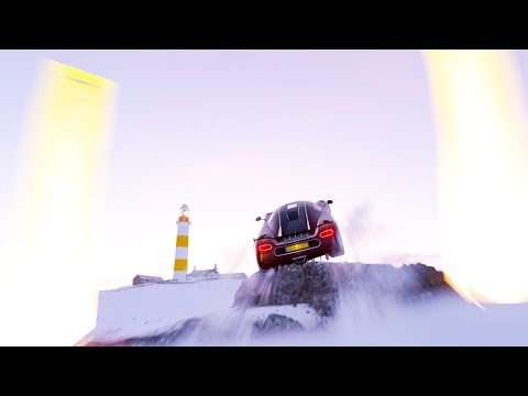 TRYING THE LIGHTHOUSE JUMP | Forza Horizon 4 thumbnail