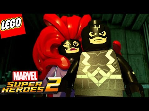 LEGO Marvel Super Heroes 2 PT BR #18 - INUMANOS VS STARLORD (DUBLADO EM PORTUGUÊS HAGAZO)
