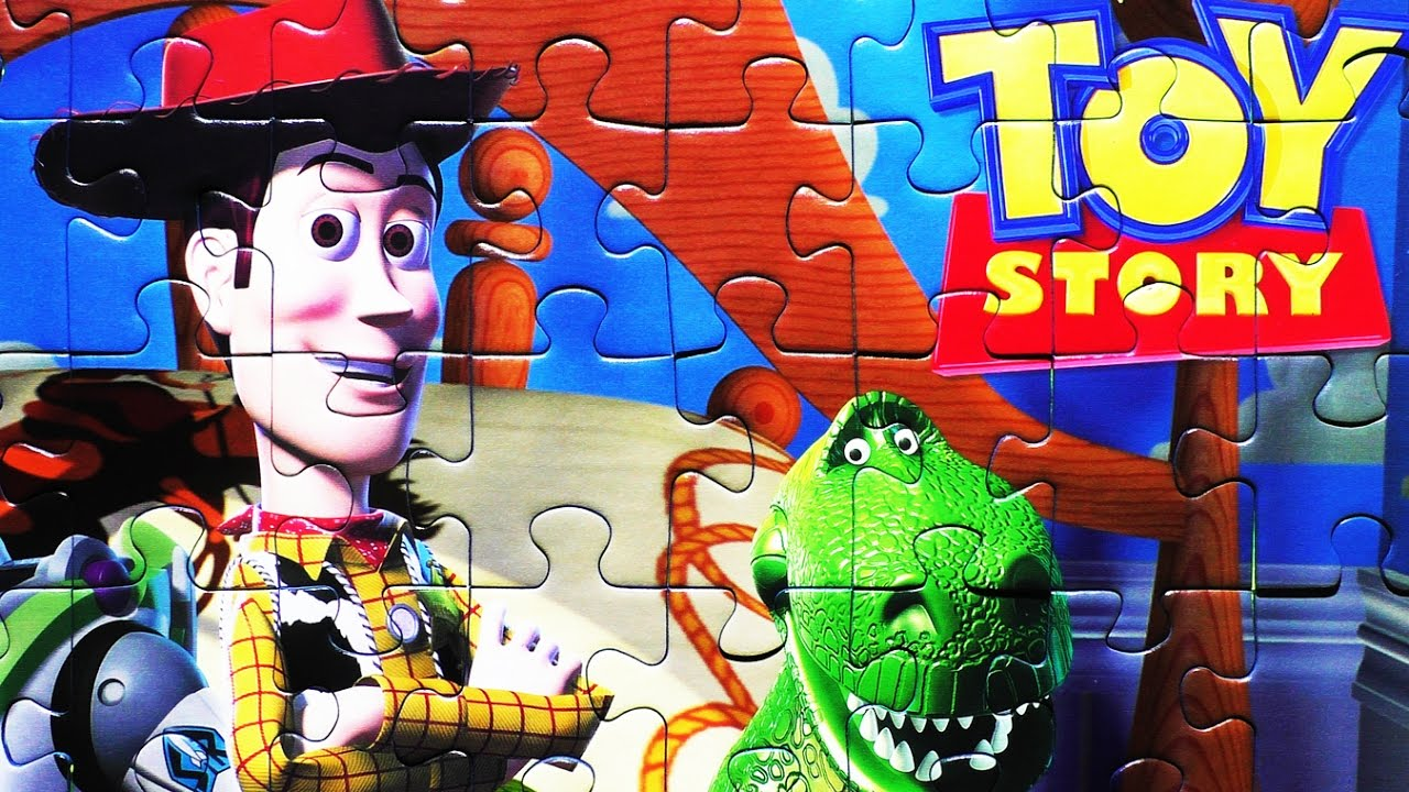 Toy Story Games Play Now : Disney toy story learn puzzle games play set potato head