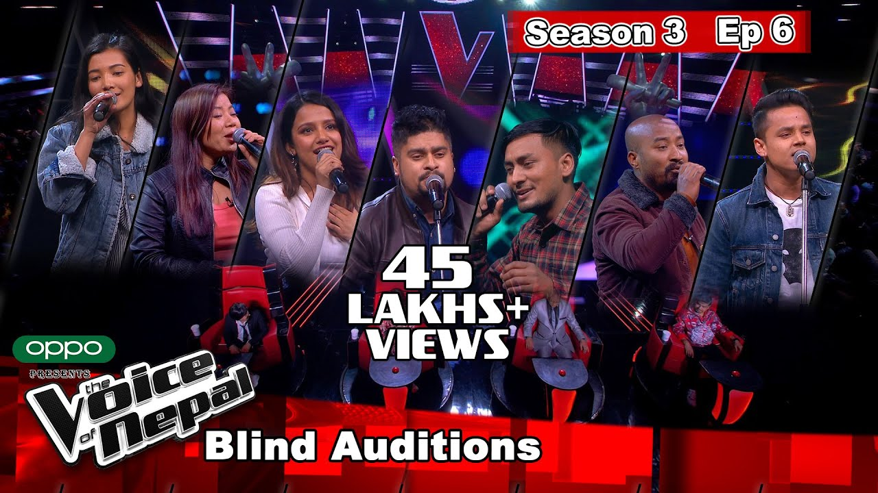 Download The Voice of Nepal Season 3 - 2021 - Episode 6