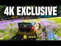 Forza Horizon 4 Gameplay 4K EXCLUSIVE GAMEPLAY! DIRECT FEED (Xbox One X 4K)
