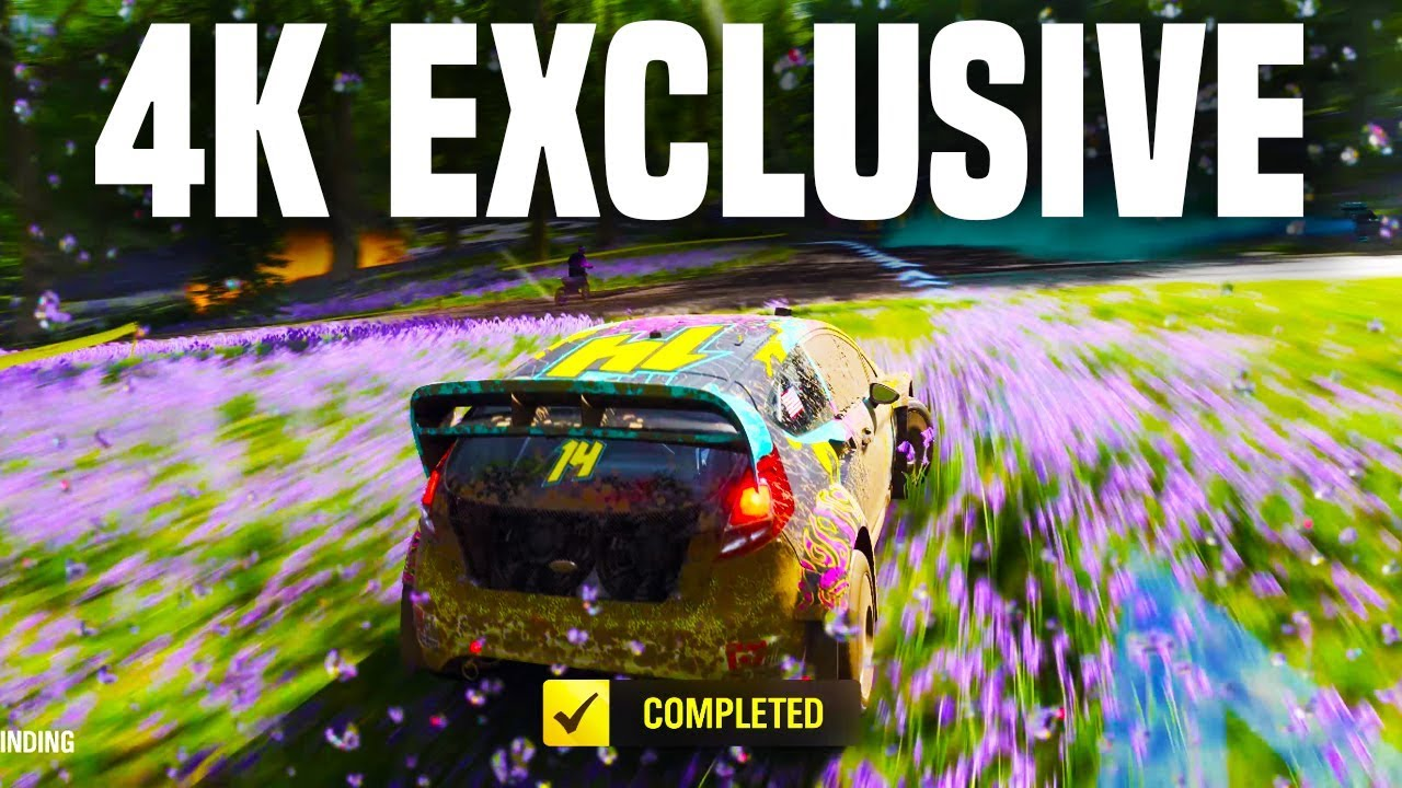 forza horizon 4 gameplay 4k exclusive gameplay direct. Black Bedroom Furniture Sets. Home Design Ideas