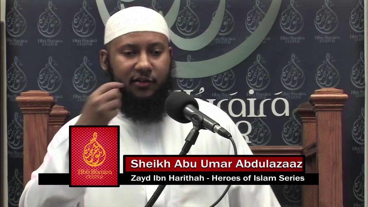 15 Heroes of Islam Zayd Ibn Harithah RA Shaikh Abu Umar
