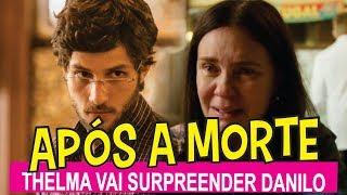 'Amor de Mãe' - Thelma vai revelar que Danilo é filho de Lurdes em vídeo póstumo, mas fica muda