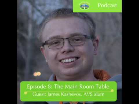 Alpine Valley School Podcast EP08: The Main Room Table