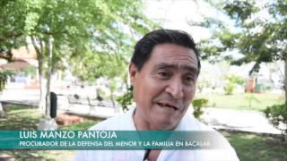 MUCHOS CASOS DE PENSION ALIMENTICIA EN BACALAR
