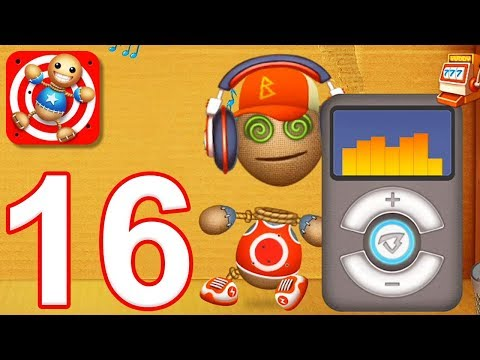 Kick the Buddy - Gameplay Walkthrough Part 16 - All Music and Plants Weapons (iOS)