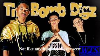 The Bomb Digz - Get Used To This (Lyrics)