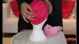 Hijab Caps Hijab Tutorial - The Basics
