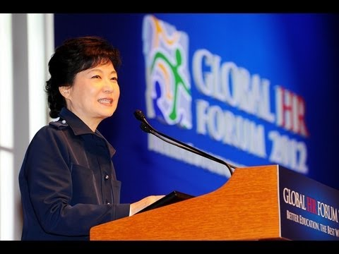 Global HR Forum 2012: Opening Cermony