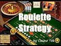 Roulette Strategy by an ex casino employe