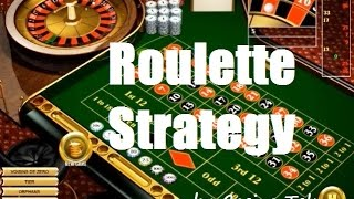Roulette Strategy by an ex casino employe(My Roulette Strategy - by an ex casino employe: Hi. I am going to show you a good roulette winning strategy. But wait, this is not a 100% winning strategy, as it ..., 2016-06-13T03:08:54.000Z)