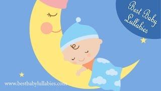 ♥ 10  Nursery Rhymes Baby Music Songs To Put A Baby To Sleep Lyrics  Lullaby  TWINKLE TWINKLE ♥