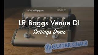 LR Baggs Venue DI Demo