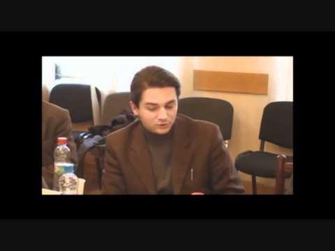 Vladislav Naganov talks on a subject of state defence order (in Russian)
