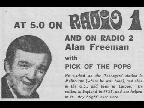 Pick of the Pops - 8th March 1970