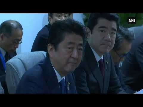Watch: PM Modi holds bilateral meeting with Japanese PM Shinzo Abe in ASEAN Summit