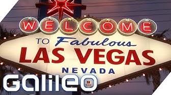 Hinter den Kulissen von Las Vegas: Wie verdient man hier Geld? | Galileo | ProSieben