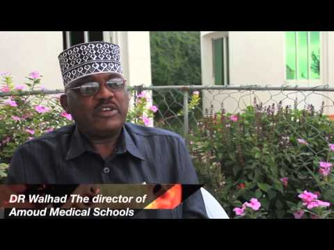 King's College & THET and Somaliland Ministery of Health collaborations in Somaliland