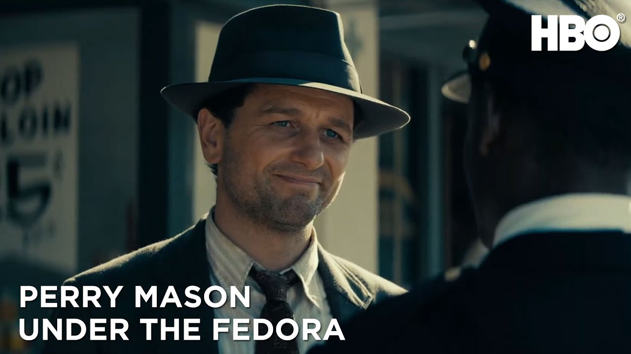 Download Perry Mason: Under The Fedora | HBO