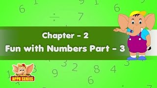 Learn Maths - Fun with numbers (Part 3)