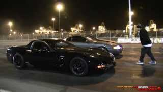 Bolt on C5 Z06 vs Termi Swapped Cobra