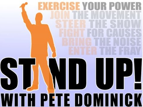 Stand Up! with Pete Dominick - Ron Bennington & Opie (06-18-2015)