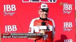 Rozmowa z Markiem Karczewskim, prezesem KK24h