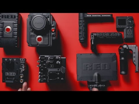 RED Helium 8K EPIC-W Camera Package cinematography blog