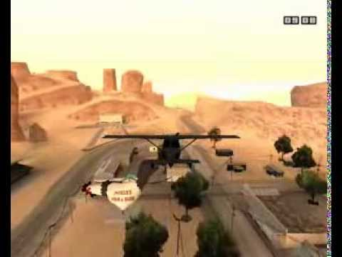 The 5 Most Dangerous Unoffical Airstrips in San Andreas Pilots