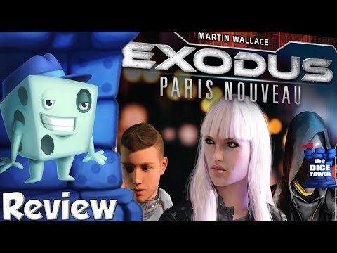 Exodus: Paris Nouveau Review - with Tom Vasel