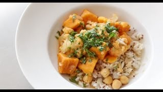 Simple Vegetable Curry | Everyday Food With Sarah Carey