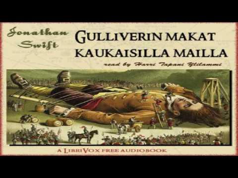 Gulliverin matkat kaukaisilla mailla   Jonathan Swift   Action & Adventure   Book   Finnish   1/3