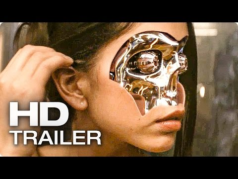EX MACHINA Trailer Deutsch German [2015]