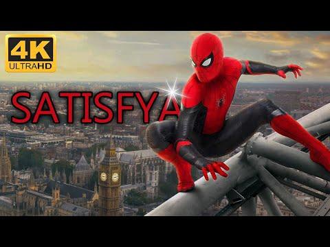 Spider Man   Satisfya - I Am A Ryder
