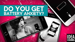 Do You Get Battery Anxiety?