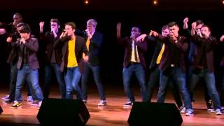 Larger Than Life / Everybody (opb Backstreet Boys) @ ACA - Melodores A Cappella