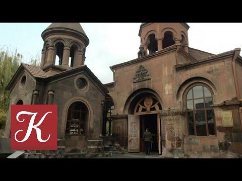 Пешком... Ереван творческий. Выпуск от 11.02.18