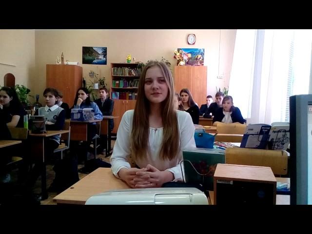 Изображение предпросмотра прочтения – АннаКаменская читает произведение «Прощание» В.В.Маяковского