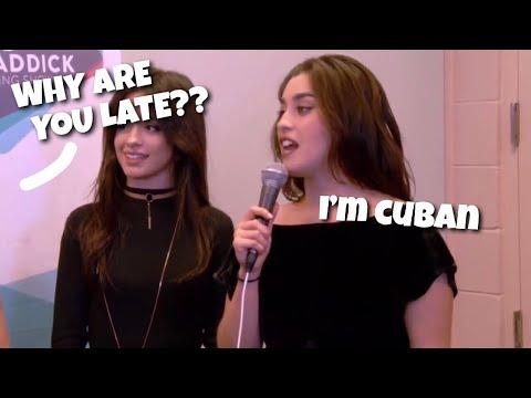 Lauren Jauregui being Cuban for 3 minutes