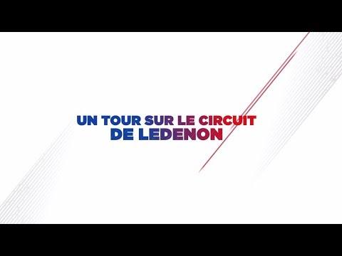 UN TOUR SUR LE CIRCUIT DE LEDENON